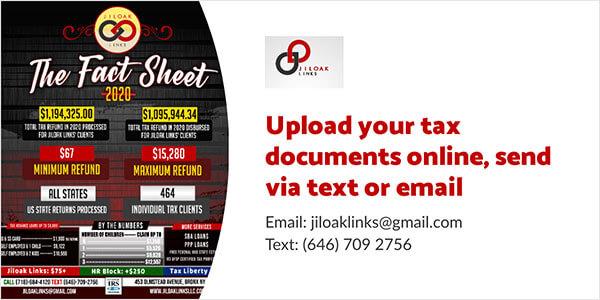 Jiloak Links Document images